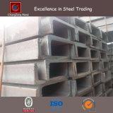 Сталь канала ASTM Ss400 горячекатаная для структурно (CZ-C43)
