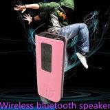 Nuevo multifuncional llegada batería externa portátil con altavoz inalámbrico Bluetooth ranura para tarjeta TF