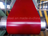 PPGI, couleur a enduit la bobine en acier enduite d'une première couche de peinture galvanisée de Galvalume de tôle d'acier