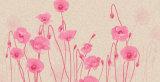 싼 가격 판매 유행 디자인 현대 꽃 디자인 홈 훈장