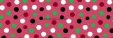 Pigment&Disperse Afgedrukte Stof 100%Polyester Flummery voor de Reeks van het Beddegoed