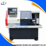 싼 소형 CNC 선반 및 단단한 홈 CNC 선반 (CK6132)