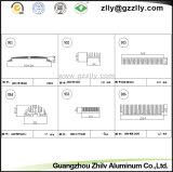 Dissipatore di calore di alluminio del materiale da costruzione per energia eolica