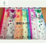 2017 новых шифон напечатано леди мода шарфом оптовая торговля
