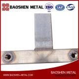 Cadre de pièces de machines de fabrication en métal en tôle et en tôle