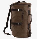 水陸両用キャンバスのスポーツのDuffelの週末旅行袋のバックパック