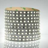 Alta luminosità LED che illumina il doppio indicatore luminoso di striscia di riga 2835 LED