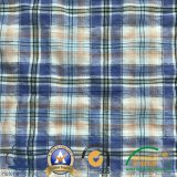 Il filato Spandex/del cotone ha tinto una spazzola laterale che intasca e che allinea il tessuto per gli indumenti