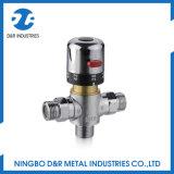 Др. 9008 латунный термостатический смешивая клапан 3way
