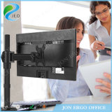 Jeo conveniente para 13 '' - 27 '' la canalización vertical del montaje del monitor de la visualización de ordenador de la pulgada Ys-D27c