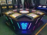 Macchine delle roulette automatizzate casinò in linea libero degli allibratori di gioco della Tabella dello spingitoio della moneta