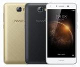 "Original 2016 Desbloqueado Huawei Honor 5A Android 5.0"" 13MP de cuatro núcleos de teléfonos móviles 4G LTE"