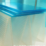 Hoja del policarbonato de la depresión de la fuente de la fabricación ISO9001 para Houseroof