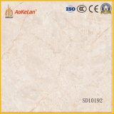 mattonelle di pavimento lustrate porcellana Polished piena di marmo di disegni di 600X600mm