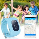 Children's WiFi teléfono móvil Bluetooth Smart Watch con GSM+Posicionamiento GPRS
