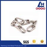 Catena a maglia saldata standard coreana dell'acciaio inossidabile