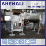 Mezclador horizontal de la cinta del polvo eléctrico automático