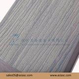 WPC Solid Decking Wood Plastic Composite Floor para exterior