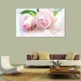 La peinture à l'huile estampée par jet d'encre de Rose pour la décoration à la maison