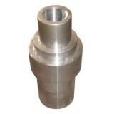 La précision OEM Alliage inoxydable Auto//STEEL/l'Alun tournant d'usinage CNC de pièces de métal