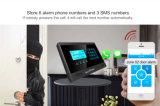 Wolfguard APPおよびリレー007m2bxとのメニュー命令を含む無線GSMのホームセキュリティーの警報システム