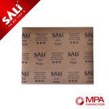 Feuilles en gros abrasives de papier sablé pour la pierre de polissage