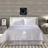贅沢で快適な100%年の綿のホテルのシーツの寝具セット
