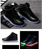 Hotsale LEDの靴LEDはダンスの靴をつける