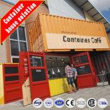 Het Bureau van de verschepende Container en 10FT de Staaf van de Koffie