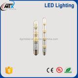 UL 열거된 LED 발광 다이오드 관 전구 T10/T32 LED 점화
