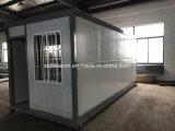 Préfabriqué confortable/construction préfabriquée pliant la Chambre mobile