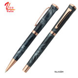 金属の広告宣伝は贅沢なボールペンおよびローラーのペンをペンで書く