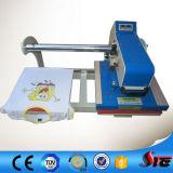 Doppeltes pneumatisches Shirt-automatische Wärme-Drucken-Maschine der Station-40*50 Upglide