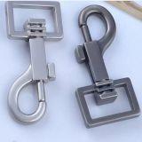 Modificar el gancho de leva del perro para requisitos particulares del gancho de leva del broche de presión del bolso del metal para el accesorio del bolso
