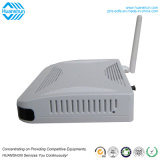 Modem ottico della fibra CATV ONU Epon di FTTH WiFi con 4fe+CATV