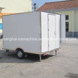 간이 식품, 간식 차, Kitchen 밴 Truck Jy-B15를 위한 음식 트럭