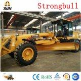 De Chinese Beroemde Nivelleermachine Gr215 van de Motor van Strongbull van het Merk van de Machines van de Bouw