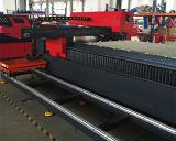 Macchina per il taglio di metalli dei pezzi meccanici della costruzione