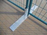 Clôture provisoire galvanisée de construction provisoire de frontière de sécurité de barrière de contrôle en vente