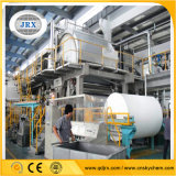 máquina de alta velocidad de la fabricación de papel de tejido de 2400m m, molinos de papel de tejido, cadena de producción del tejido de tocador