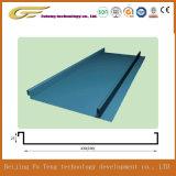 0,7-1,2 mm Matériaux de Construction en métal de toiture en aluminium