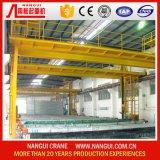 El equipo de tratamiento de superficie de metal anodizado Línea de producción de la máquina