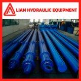 Подгонянный действующий средств давления двойной или одиночный действующий гидровлический цилиндр для проекта Conservancy воды