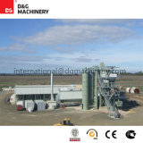 O Pct do Ce do ISO Certificated a planta quente do asfalto da mistura de 160 T/H