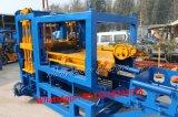 新しいデザインQt4-20自動油圧石炭の煉瓦作成機械構築機械装置