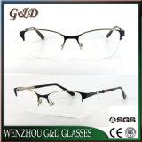 2018 Nuevo estilo de Moda Gafas de Metal Marco óptica gafas Espectáculo