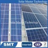 Замкнутый гидравлический контур на заводе оцинкованной фермы солнечной энергии для установки в стойку, солнечная панель кронштейн стеллажа солнечной системы /10квт панели солнечной системы