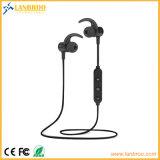 Écouteur sans fil du BT de cadeaux promotionnels avec le commutateur de détecteur d'aimant