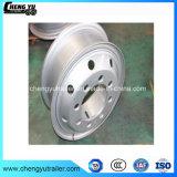 高品質安いタンクトラックは24のインチの鋼鉄車輪9.0*22.5に縁を付ける
