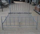 Кровать нового металла конструкции двойная (OL17158)